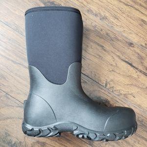 NIB Mens Workman Composite Toe Bogs Boots, size 12